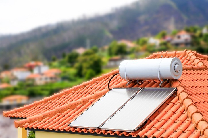 Solar Energy Water Heater Systems
