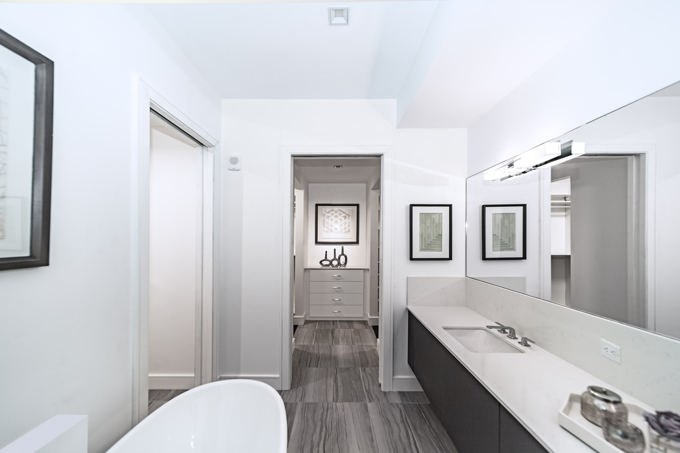 white ceramic bathroom remodeling