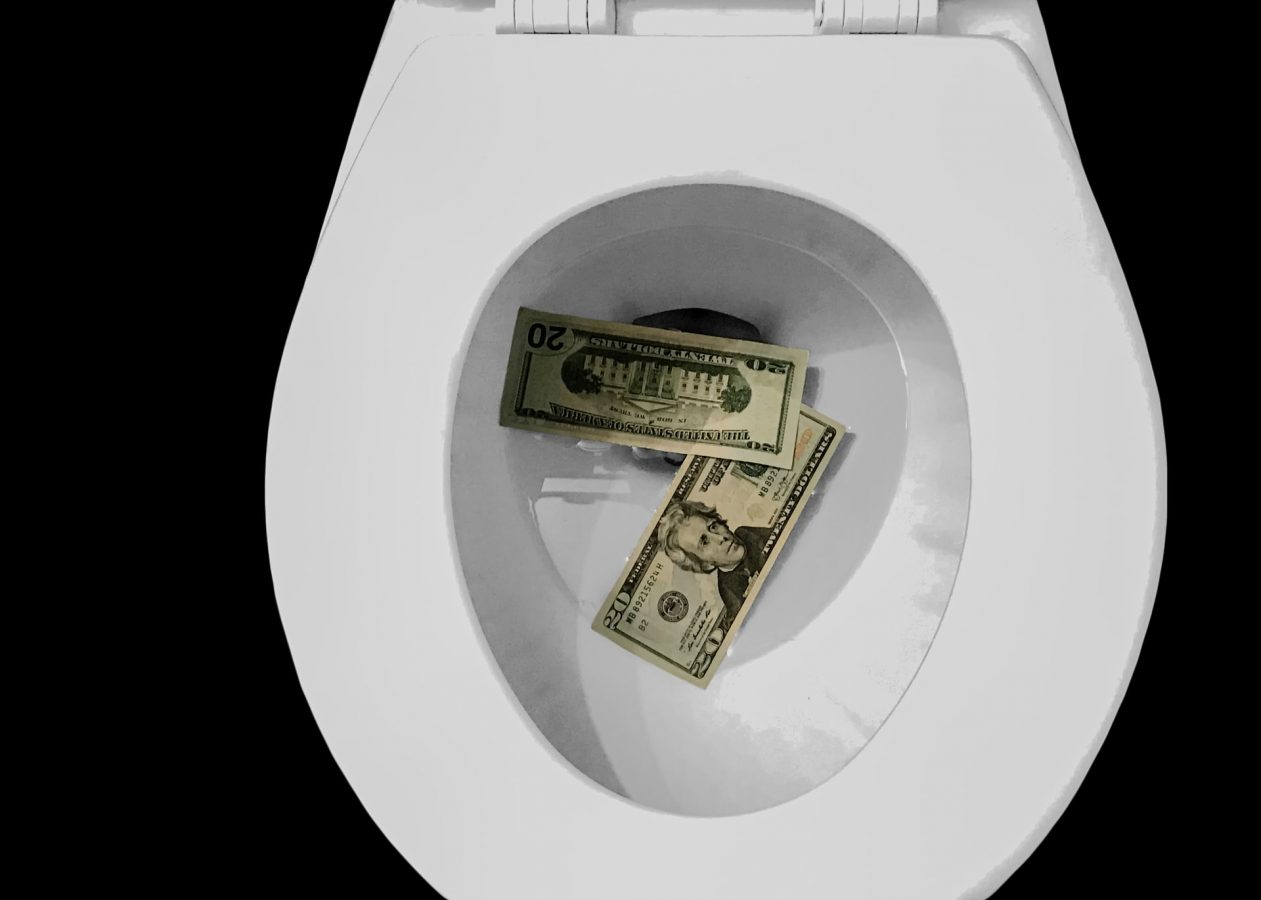 why your toilet is running